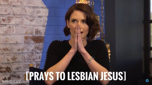 lesbian jesus